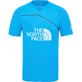 The North Face Flight Better Than Naked S/S Shirt Men bomber blue